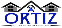 Ortiz Builders & Development Inc logo | residential concrete in San Jose CA