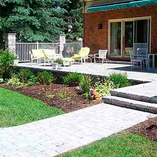 walkways | Ortiz Builders and Development
